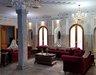 Moorish style Design