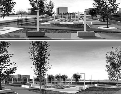 Architecture   Piazza Pietro Nenni - Cerreto Guidi