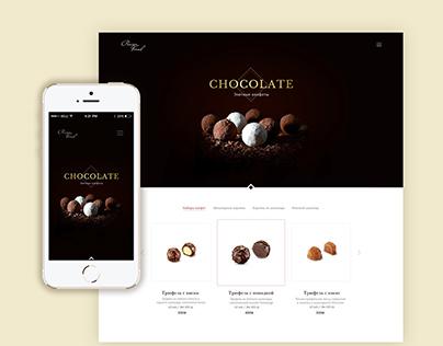 Chocolate de lux | WDI Intesive