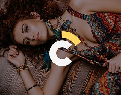 Caliope Studio Branding Design