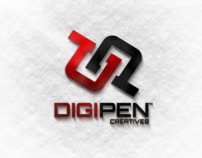 DIGIPEN CREATIVES LOGO, BANNER, VIDEO ADS