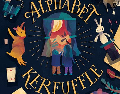Alphabet Kerfuffle - Picture Book