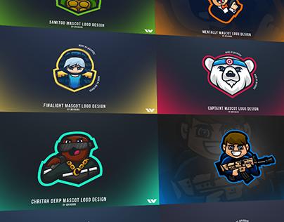 Mascot Logo Projects