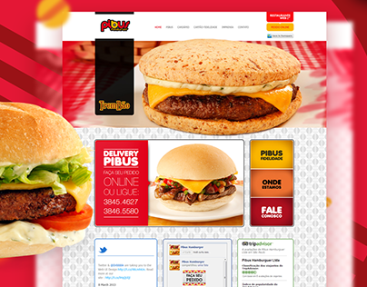 Pibus Burgers | Brand Communication