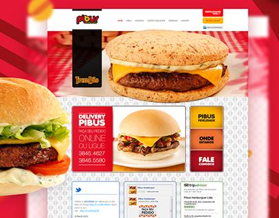 Pibus Burgers | Brand Communication