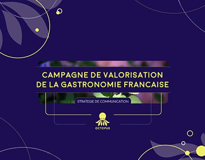 Campagne de valorisation : Stratégie de communication
