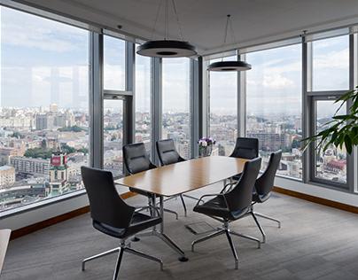 Office in Gulliver Vitra Wilkhahn Interface 2013-2018