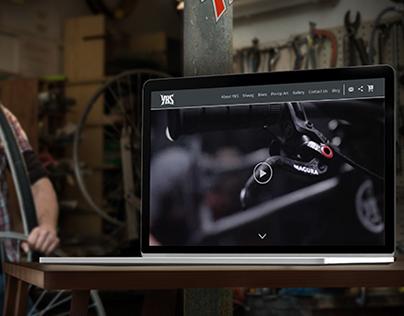 YBS Bikes - UX/Web Design