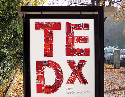 TEDx Delft – Campaign poster