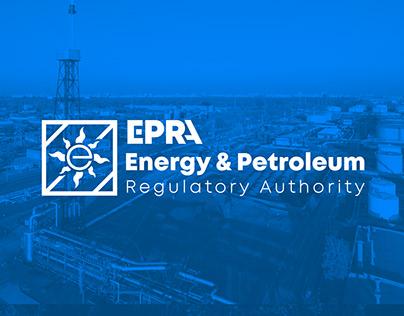 Energy and Petroleum Regulatory Authority Logo Identity