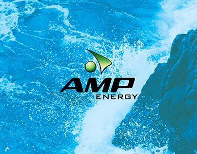 Amp Energy  |  Rebranding