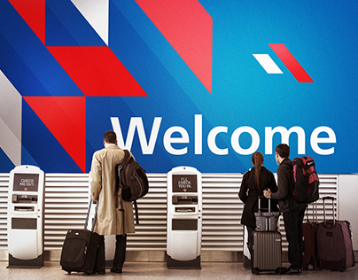 AAce by American Airlines Identity System Design