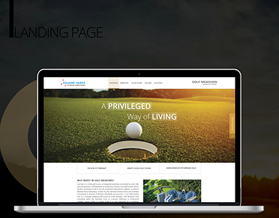 Landing Page & Campaign Creatives