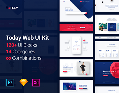 Today - Web UI Kit