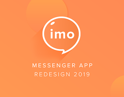 Redesign of IMO messenger
