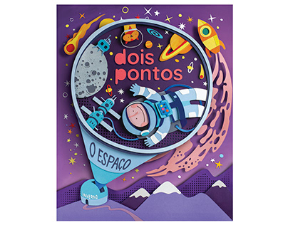 Dois Pontos Magazine #5 - Illustrations