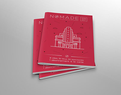 Catalogue Nomade.be 2016-2017