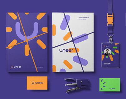 Uneer brand design