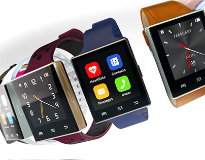 The iTouch Air 2 Watch Collection