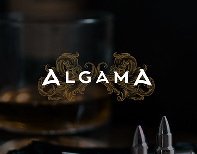Algama - Logo & Packaging Design