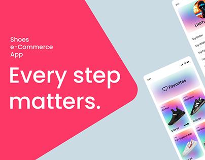 Xshoes e-commerce app