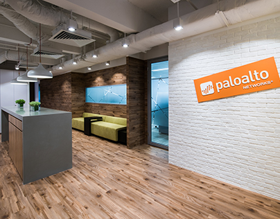 Interior Photography - Paloalto office by Space Matrix