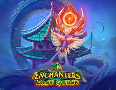 Enchanters: East Quest (Shadow Dragon)