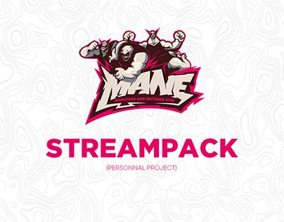 Mane - Streampack