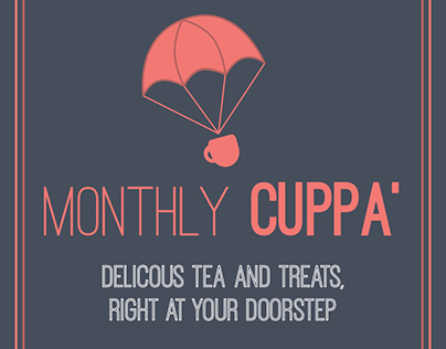 Monthly Cuppa'