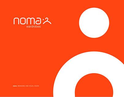 noma wardrobes branding-UAE