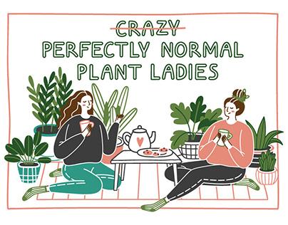 The Plant Ladies