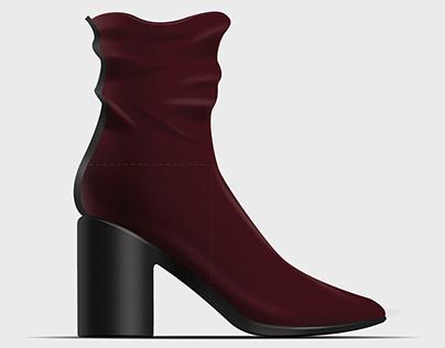 Jil Sander Boot