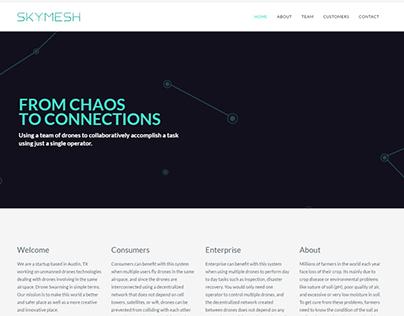 Skymesh Website