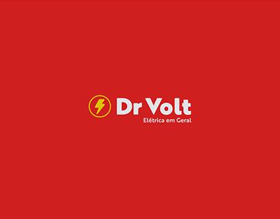 Dr Volt Design de Logo