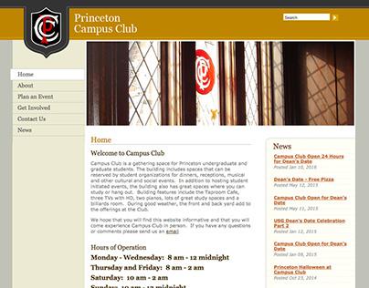 Princeton Campus Club