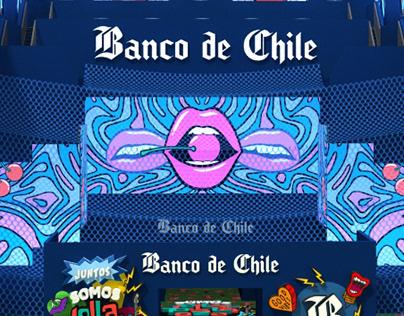BANCO DE CHILE LOLLAPALOOZA 2019