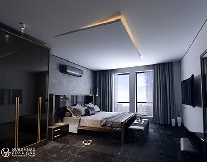 Ultra Modern Bedroom