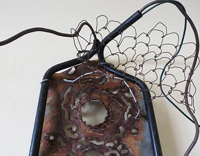 escultura | metais