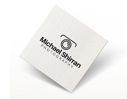 Logo design - Michael Shirran Photography