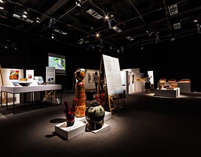Beautiful Handicrafts Of Tohoku, Japan Exhibition