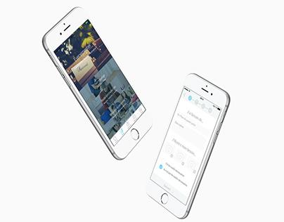 Frizbiz - Mobile App