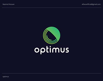 optimus - Logo Design
