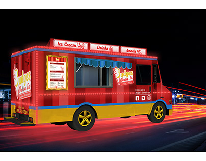 Budges Food Truck Design