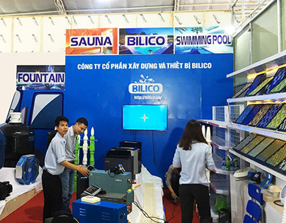 Thiết bị bể bơi Bilico đật tiêu chuẩn ICERO