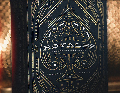 ROYALES Playing Cards