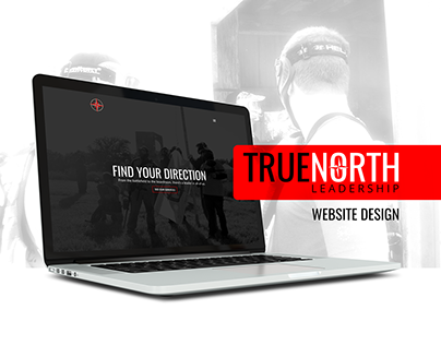 True North Leadership - Website Design