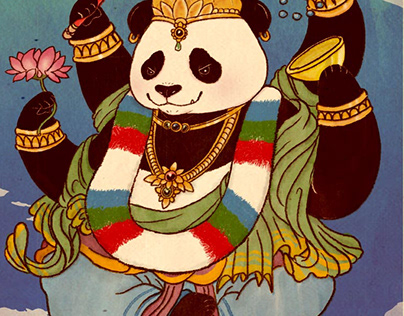 Panda Collection 2018