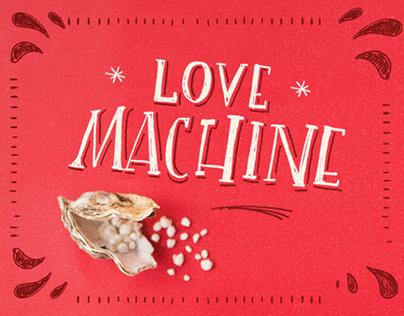 ☞ Event Branding - Love Machine ☜