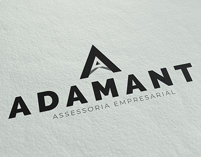 Marca Adamant Assessoria Empresarial