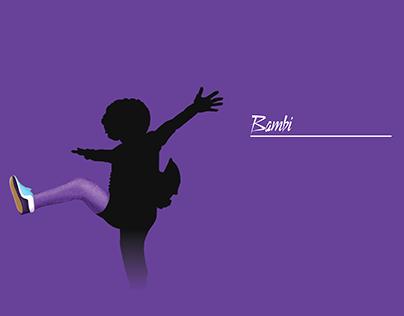 BAMBI - Prince Inspired Shoe
